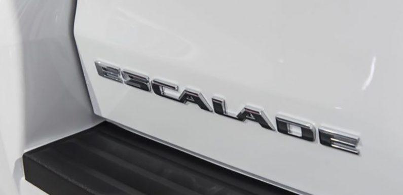 Новый Cadillac Escalade появится через два года