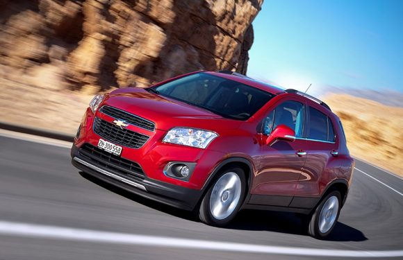 Ravon может привезти в Россию Chevrolet Tracker