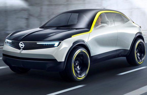 Opel показал концепт нового кроссовера