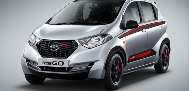 Появилась специальная модификация Datsun redi-GO