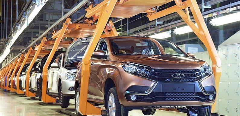 Российский автопром в текущем году не только окреп, но и существенно вырос