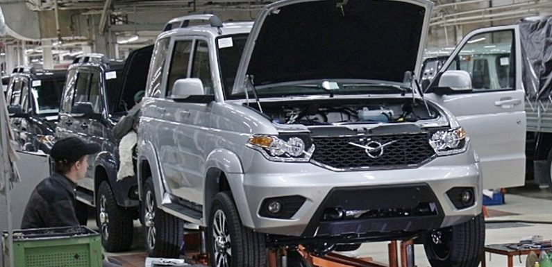 УАЗ продолжает экспортную экспансию