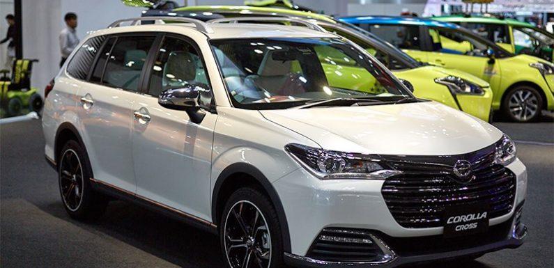 Toyota Corolla — теперь внедорожник?