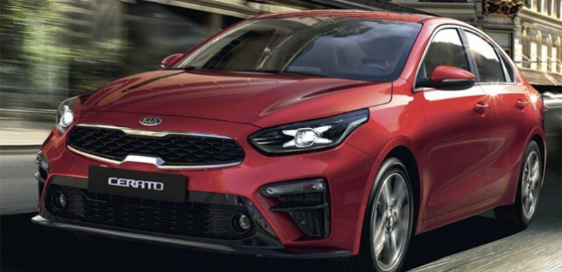 Появились подробности и цены третьей Kia Cerato