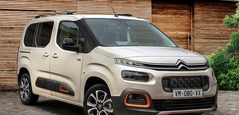 Продажи нового Berlingo от Citroën стартовали в Европе