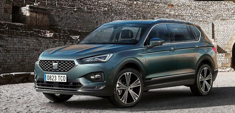Seat Tarraco будут производить на главном заводе Volkswagen
