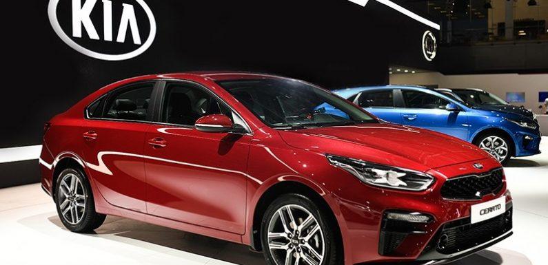 Новая модель KIA Cerato стартовала у российских дилеров