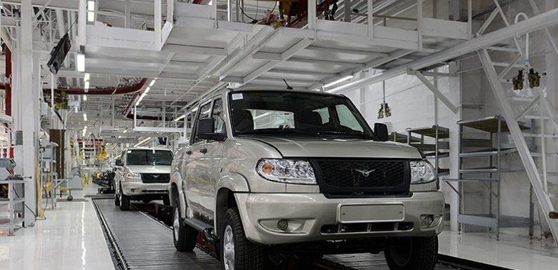 УАЗ усиливает контроль качества производства