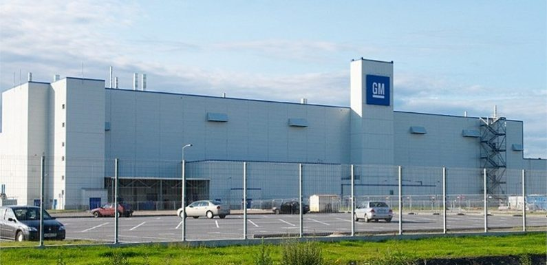 GM распродает свое российское имущество