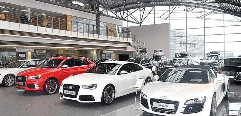 Audi теряет покупателей на рынке РФ