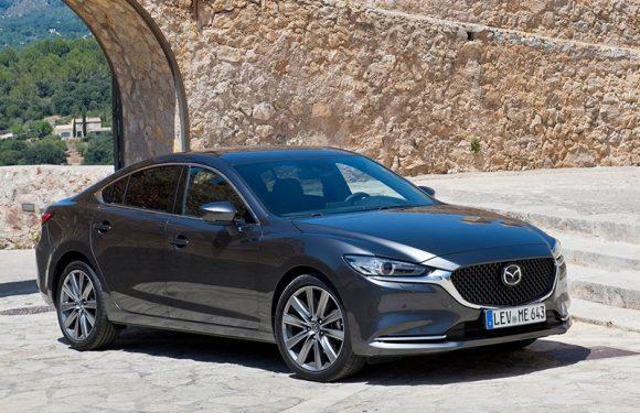Обновленная Mazda едет в Россию