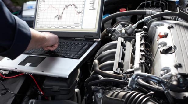 Компьютерная диагностика двигателей