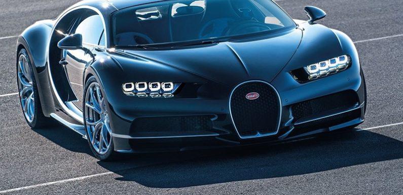 Bugatti Chiron — высшая степень «дьяволизма»