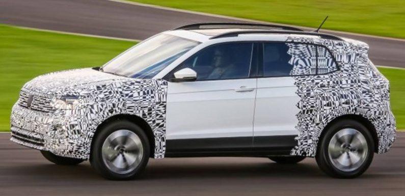 Компактный кроссовер от Volkswagen уже скоро покажут