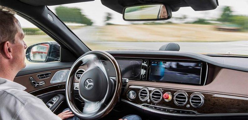 Новое поколение Mercedes-Benz S-Class получит совершенную систему автопилота
