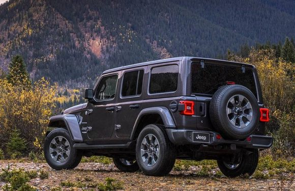 Владельцам автомобилей Jeep cтоит сменить тормоза и руль
