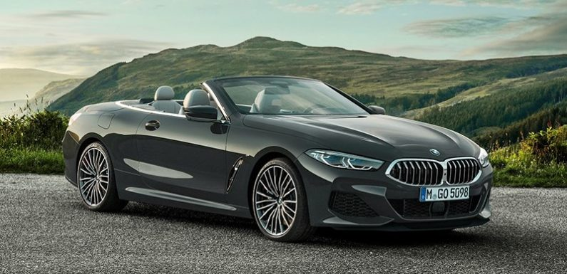 BMW вскрыла «восьмерку»