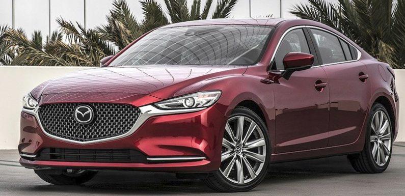 Обновленная Mazda 6. Мощности больше — стоит дороже