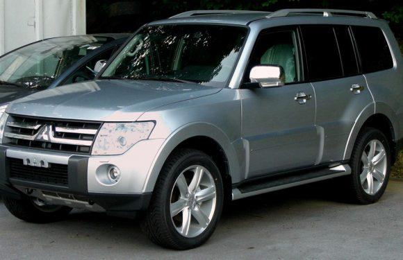 Mitsubishi Pajero: вопреки собственному имени