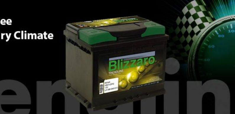 Грузовые аккумуляторы Blizzaro – выше всех похвал