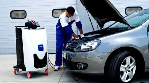 Кондиционер в автомобиле: ремонт и обслуживание